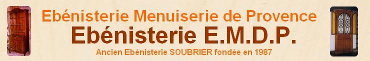 Ebénisterie EMDP Marseille